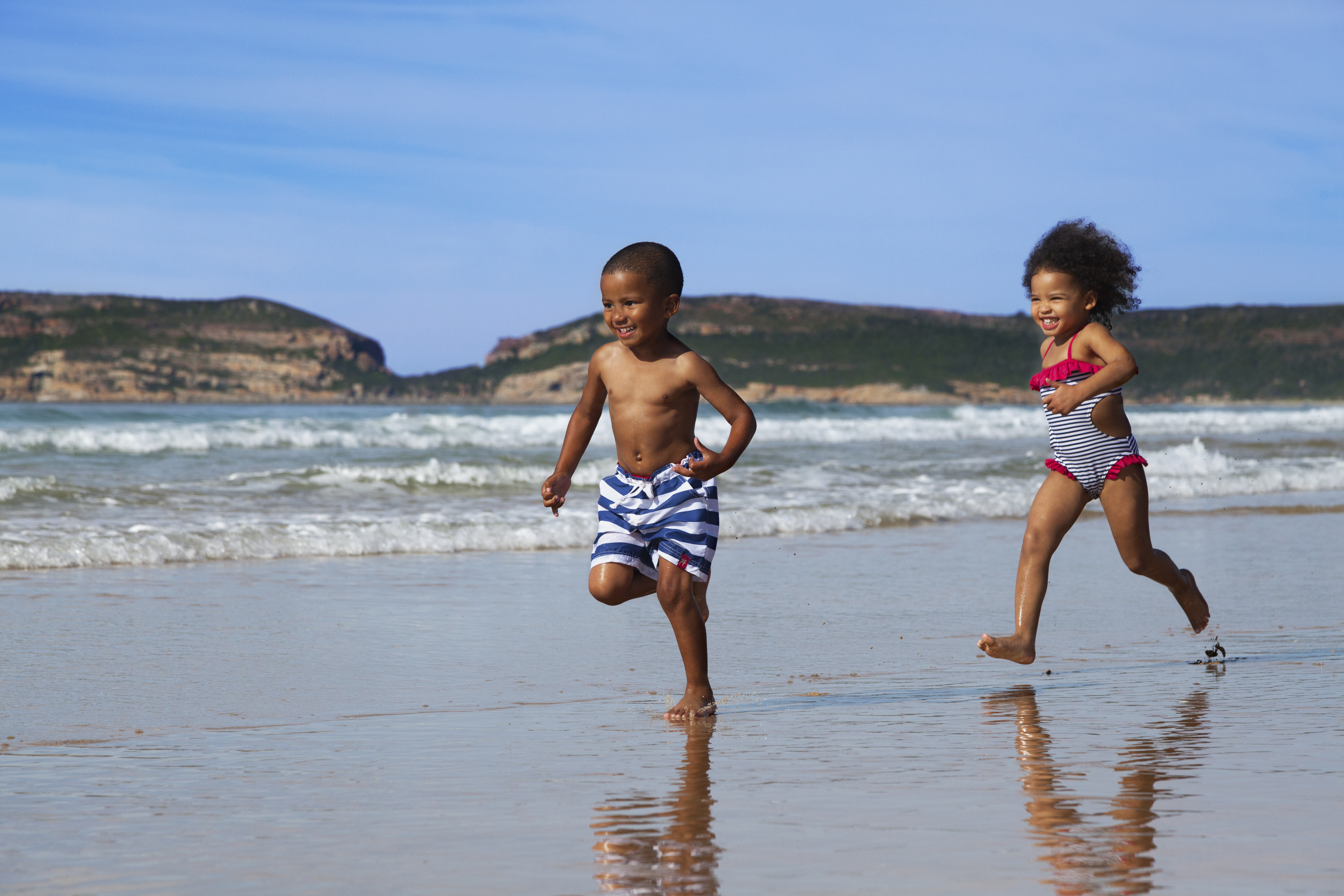 Plett receives 6 Blue Flag Status Beaches & 2 Blue Flag Status Boats