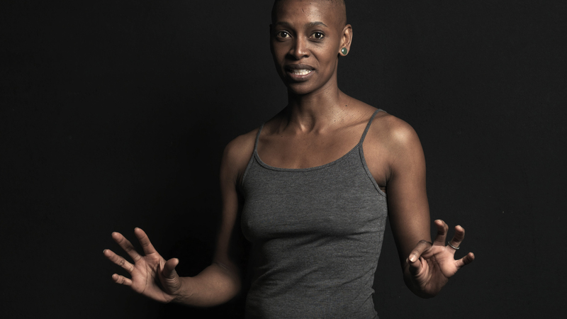 World class dancer and choreographer,  Mamela Nyamza, to perform at the  2018 Plett ARTS Festival 25 June – 9 July