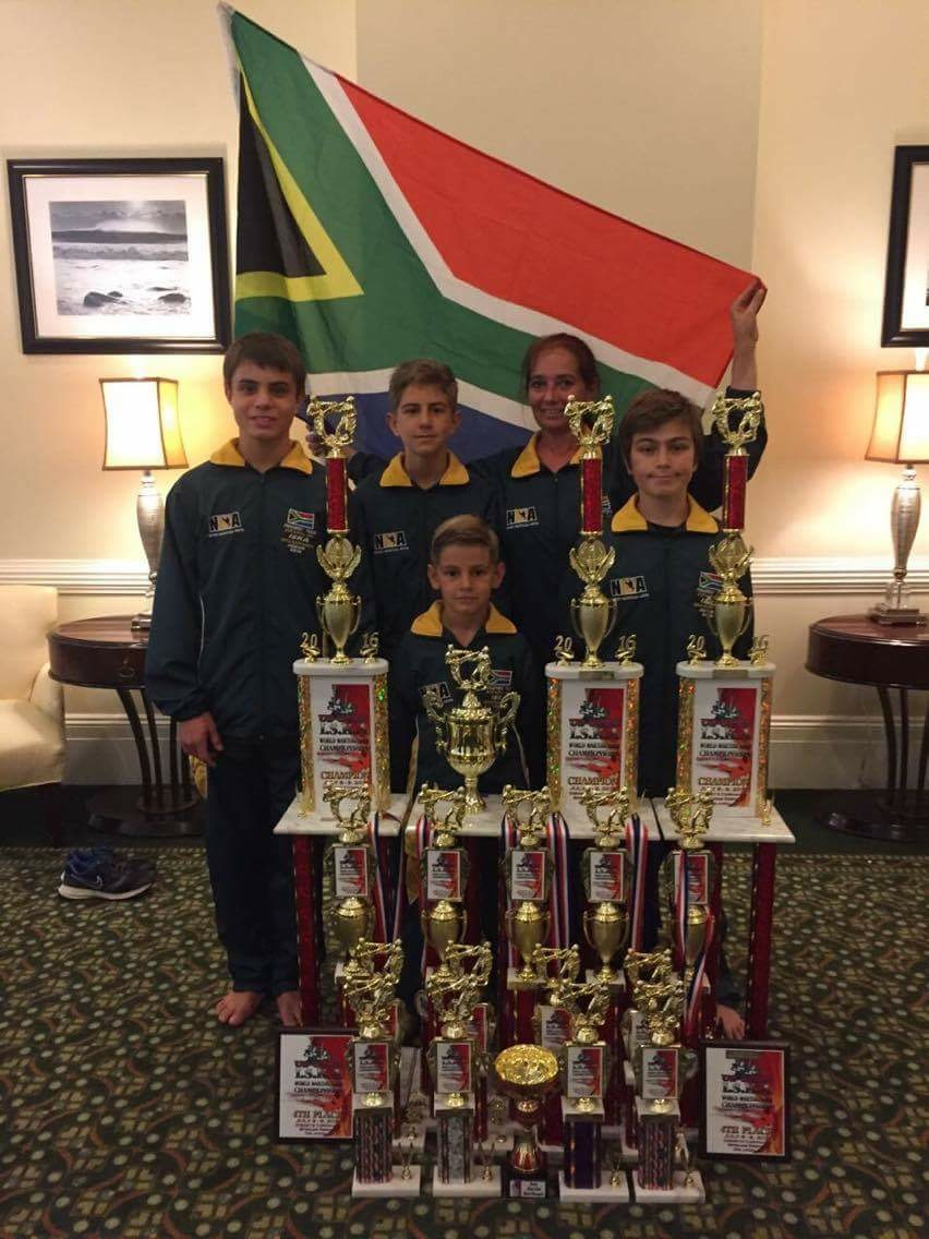 Plett Martial Arts Academy do Plett proud!